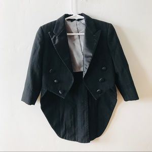VINTAGE Dior Tuxedo 4T